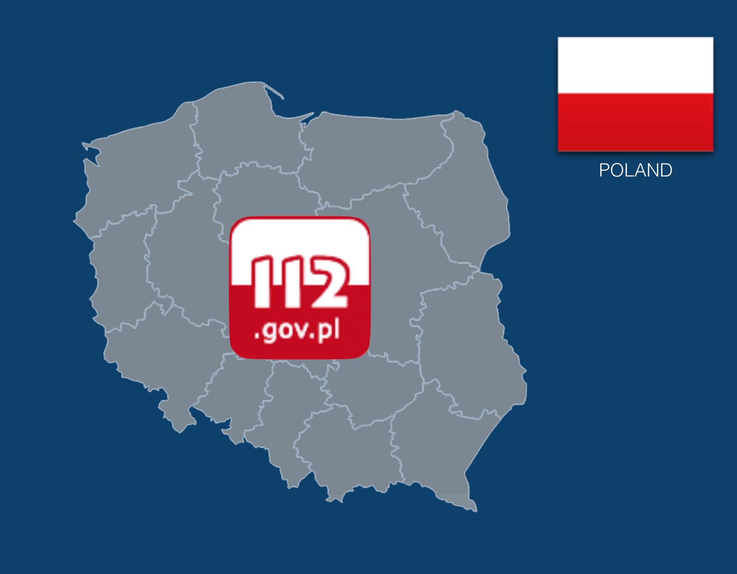 Dial 112 to Call an Ambulance in Poland