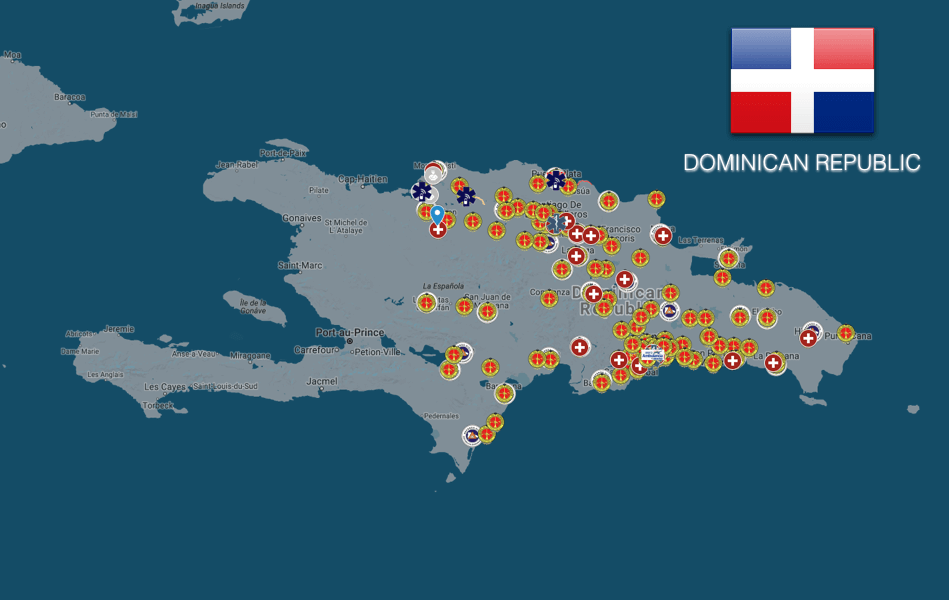 Dominican Republic: Ambulance and Emergency Medical Services
