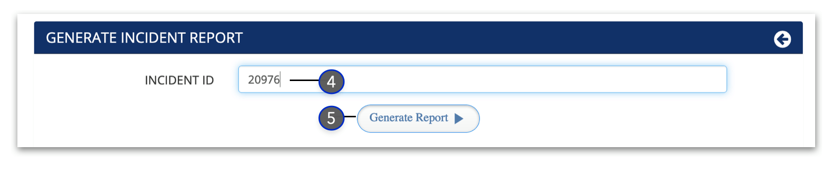 Generate Incident Report - Dispatcher Guide - Beacon Emergency Dispatch v4.0