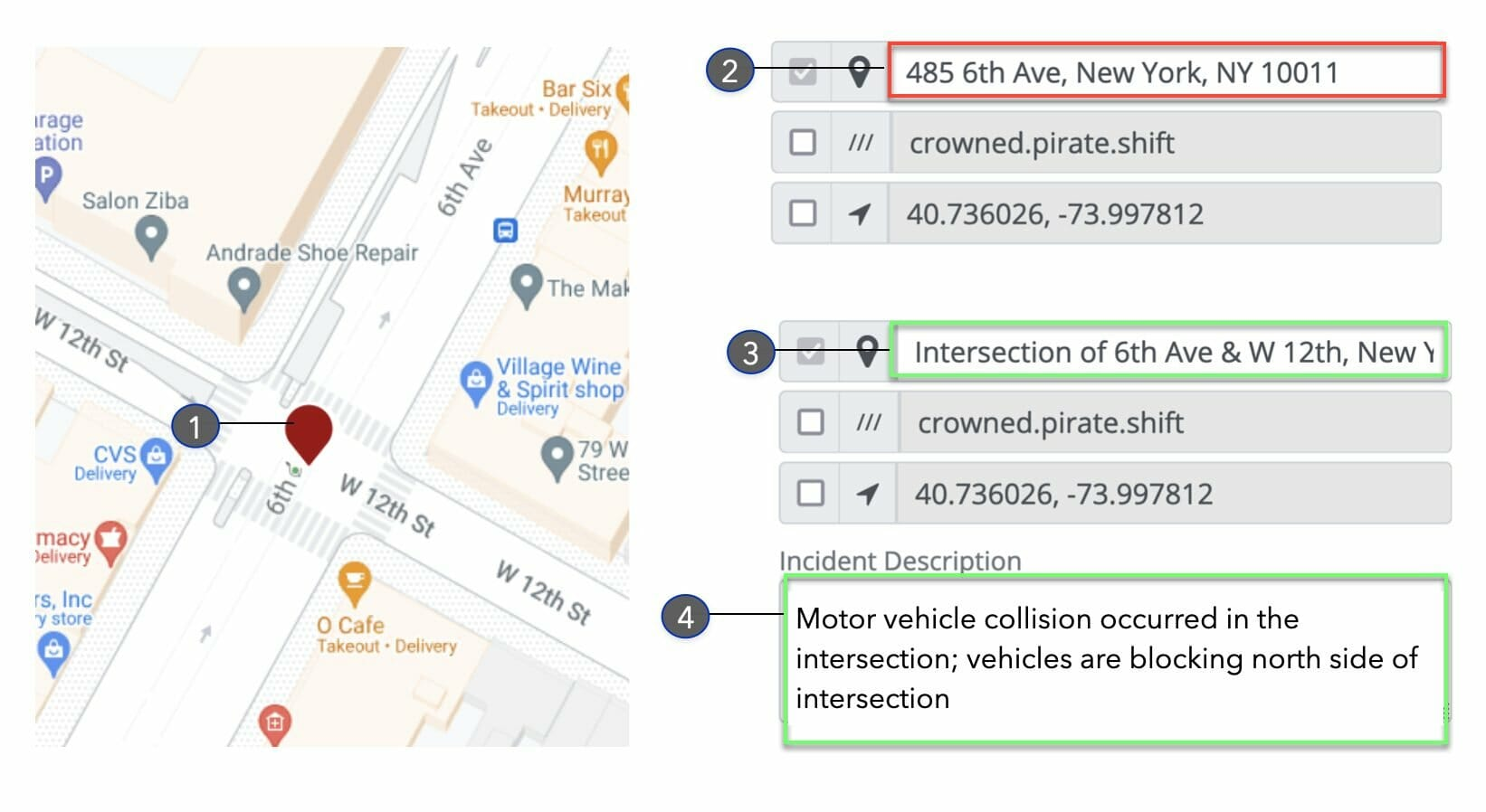 Intersections - Dispatcher Guide - Beacon Dispatch v5.0
