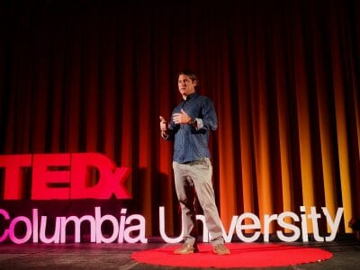 "TEDx Columbia University - ""What do we do when 911 isn't enough?"""